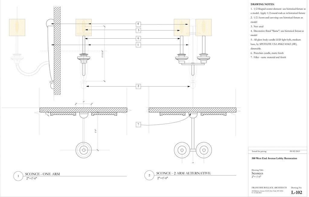 500 WEA lighting fixtures v2015