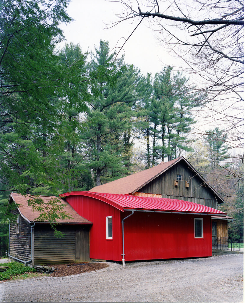 Chesterwood Barn Gallery & Visitor Center