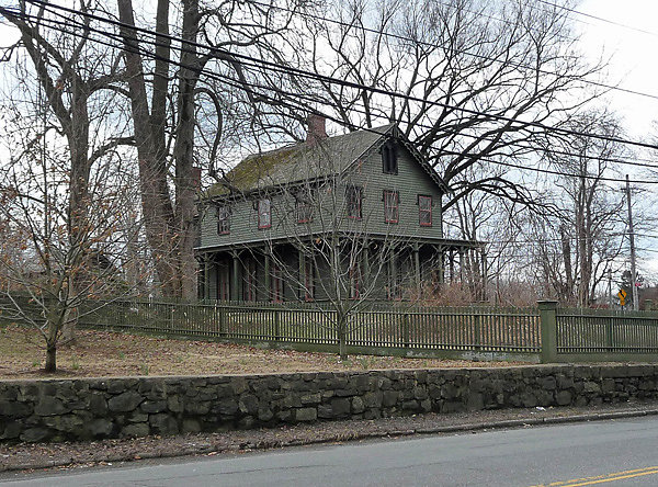 The Parsonage Historic Structure Report