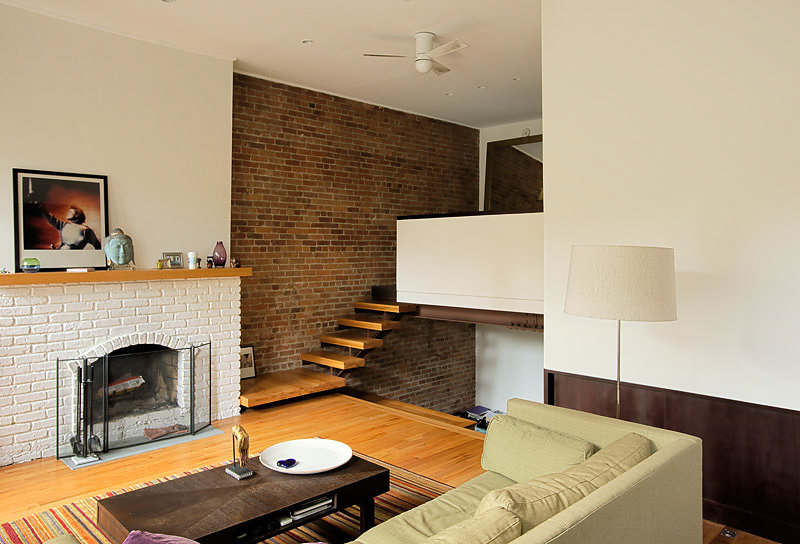 Loft Renovation in Chelsea