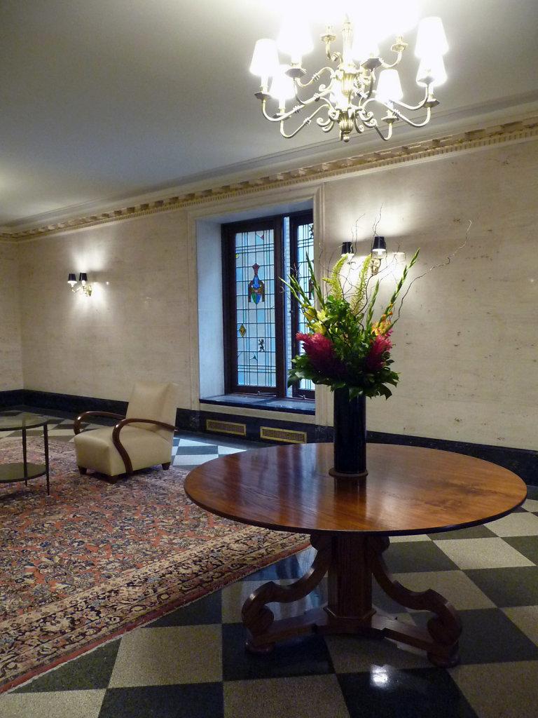 Lobby Restoration